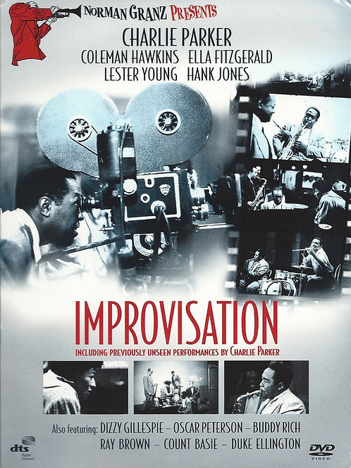 NORMAN GRANZ - PRESENTS IMPROVISATION DVD