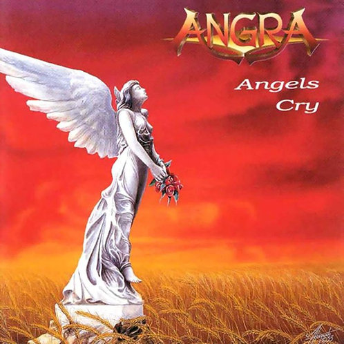 ANGRA - ANGELS CRY CD