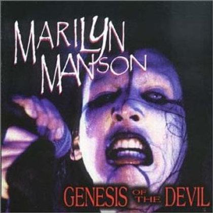 MARILYN MANSON - GENESIS OF THE DEVIL CD