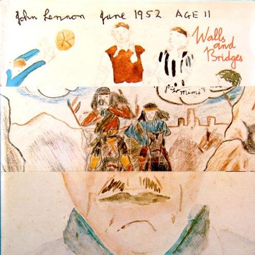 JOHN LENNON - WALLS AND BRIDGES LP