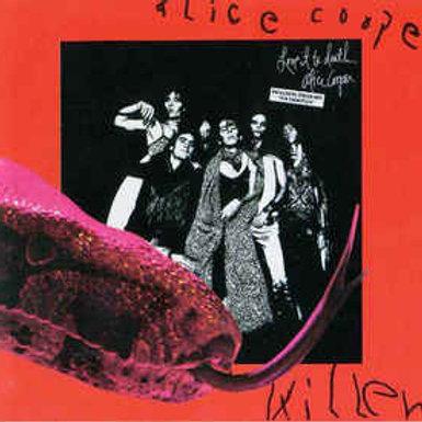 ALICE COOPER - LOVE IT TO DEATH/KILLER CD