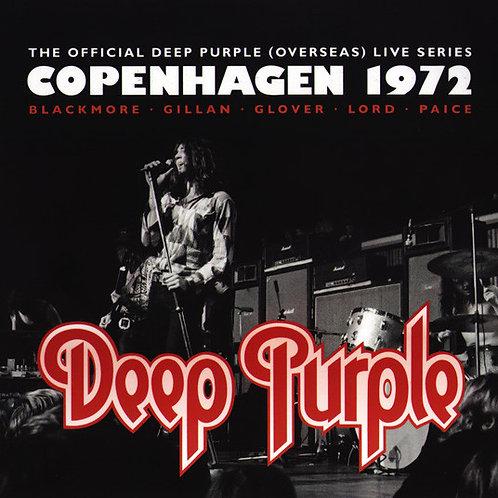 DEEP PURPLE - COPENHAGEN 1972 CD