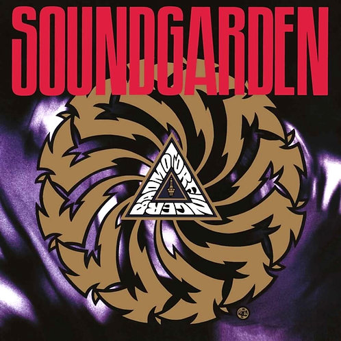 SOUNDGARDEN - BADMOTORFINGER CD