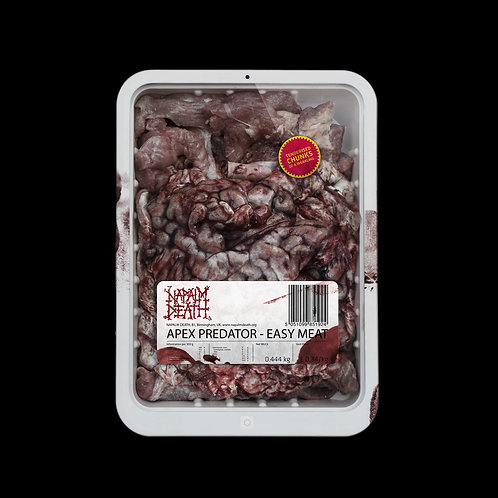 NAPALM DEATH - APEX PREDATOR EASY MEAT CD