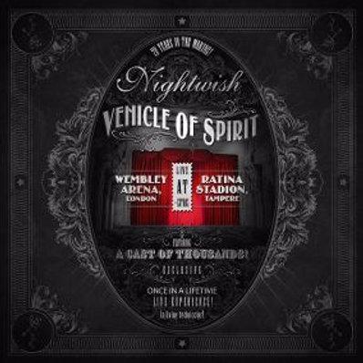 NIGHTWISH - VEHICLE OF SPIRIT DUPLO DVD