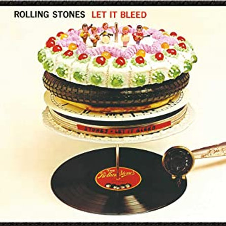 THE ROLLING STONES - LET IT BLEED CD