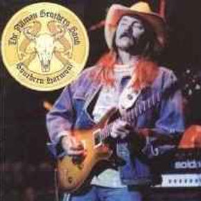 THE ALLMAN BROTHERS - SOUTHERN HARMONY CD