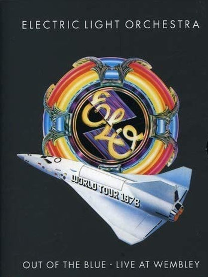 ELECTRIC LIGHT ORCHESTRA - LIVE AT WEMBLEY DVD
