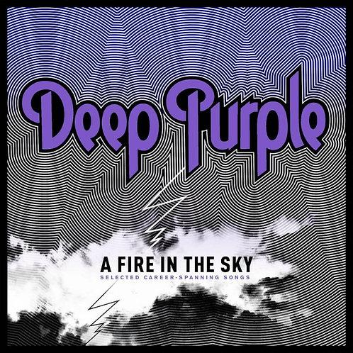 DEEP PURPLE - A FIRE IN THE SKY CD