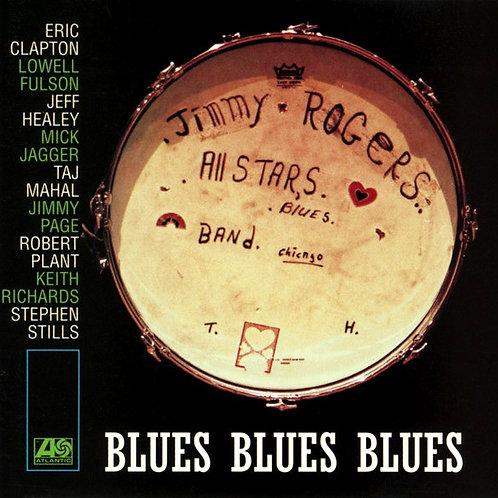 JIMMY ROGERS ALL STARS - BLUES BLUES BLUES CD