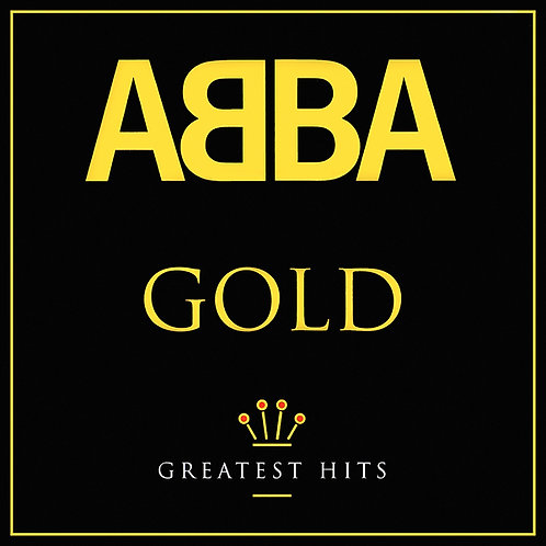 ABBA - GOLD THE GREATEST HITS CD