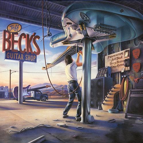 JEFF BECK - GUITAR SHOP LP