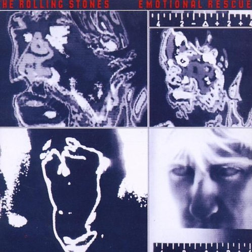 cTHE ROLLING STONES - EMOTIONAL RESCUE LP