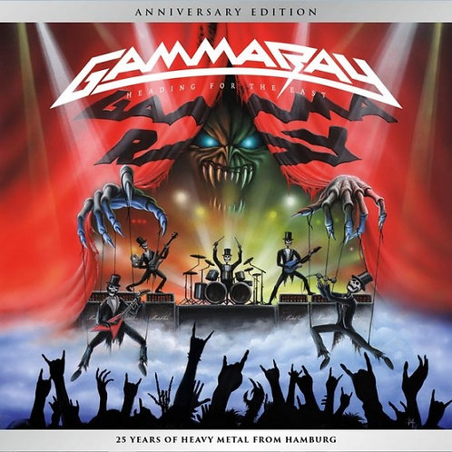 GAMMA RAY - HEADING FOR THE EAST CD