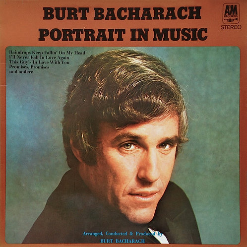 BURT BACHARACH - PORTRAIT IN MUSIC LP