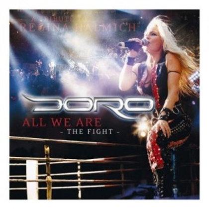 DORO - AL WE ARE THE FIGHT CD