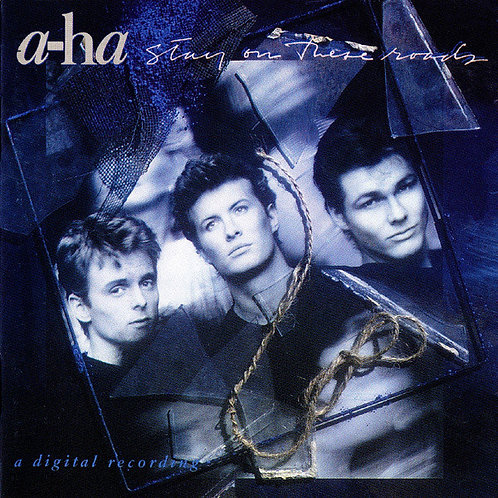 A- HA STAY ON THESE LP