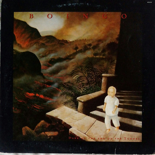 BOINGO - DARK AT THE END OF THE TUNNEL LP