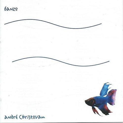 ANDRÉ CHRISTOVAM - BANZO CD