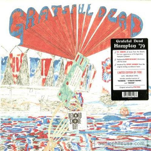 GRATEFUL DEAD - HAMPTON ´79 DUPLO LP