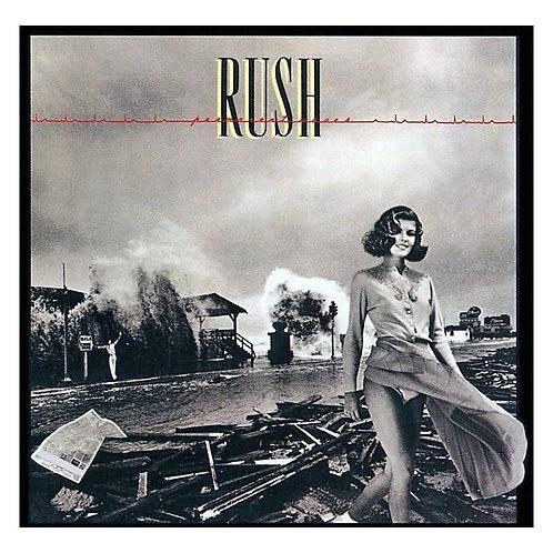 RUSH - PERMANENT WAVES CD