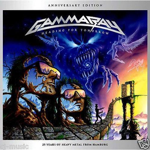 GAMMA RAY - HEADING FOR TOMORROW DUPLO CD