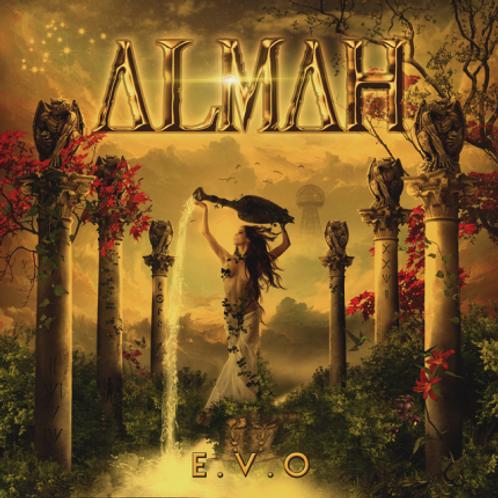 ALMAH - EVO CD