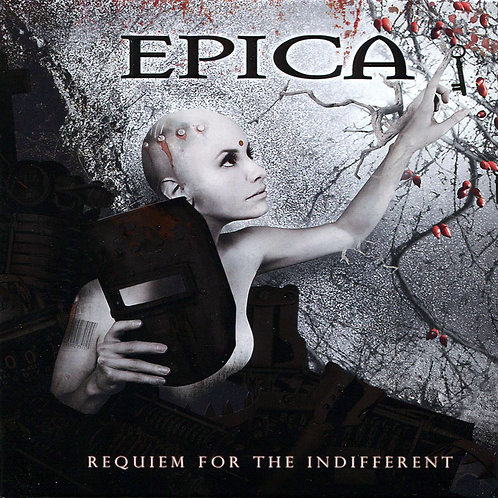EPICA - REQUIEM FOR THE DIFFERENT CD