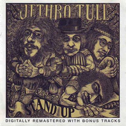 JETHRO TULL - STAND UP: DIGITALLY REMASTERED WITH BONUS TRACKS CD