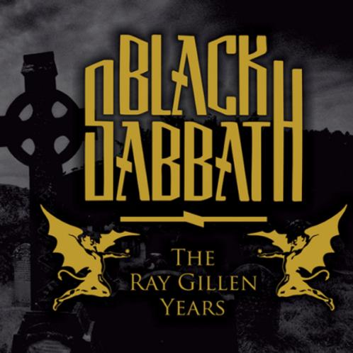BLACK SABBATH - THE RAY GILLEN YEARS CD