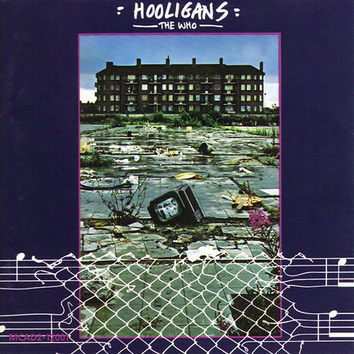 THE WHO - HOOLIGANS DUPLO LP