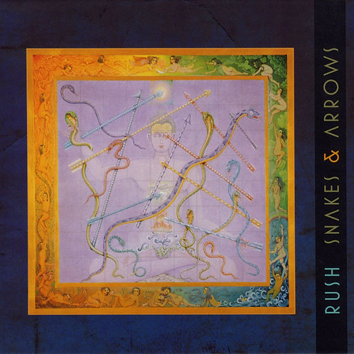 RUSH - SNAKES &ARROWS CD