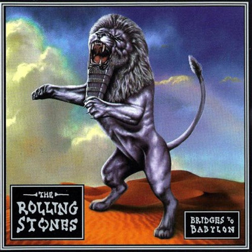 THE ROLLING STONES - BRIDGES TO BABYLON IMPORTADO CD