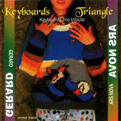 GERARD - KEYBOARDS TRIANGLE CD
