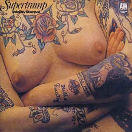 SUPERTRAMP - INDELIBLY STAMPED LP