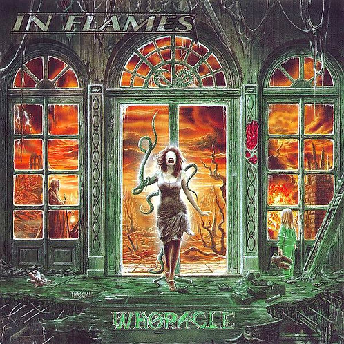 IN FLAMES - WHORACLE CD