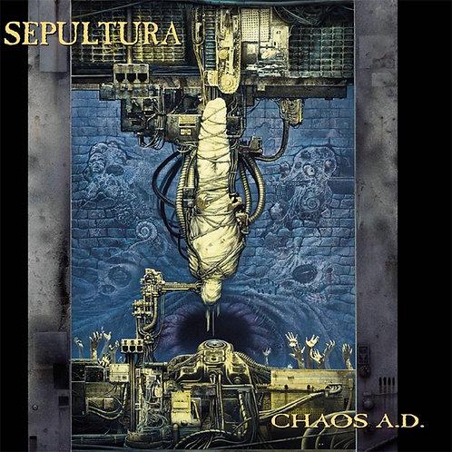 SEPULTURA - CHAOS AD CD DIGIPACK
