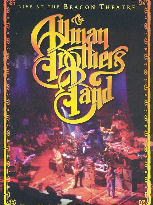 THE ALLMAN BROTHERS BAND - LIVE AT THE BEACON DVD