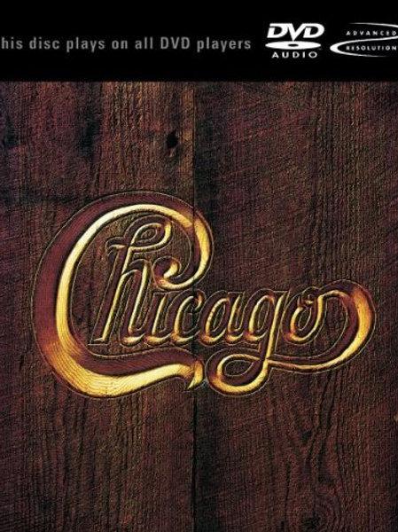 CHICAGO V DVD AUDIO