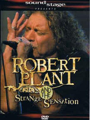ROBERT PLANT AND THE STRANGE SENSATION DVD