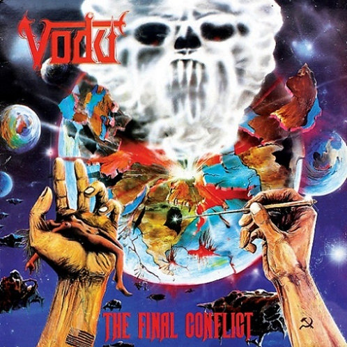 VODU - THE FINAL CONFLICT CD