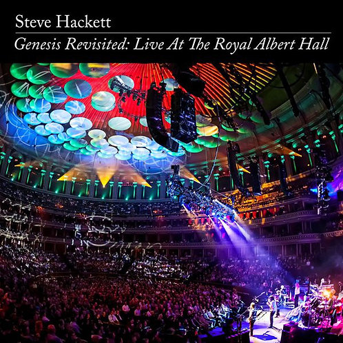 STEVE HACKETT - GENESIS REVISITED: LIVE AT ROYAL ALBERT HALL BOX SET