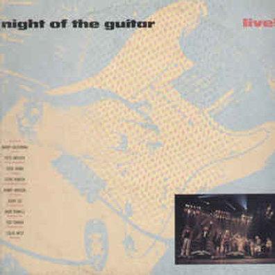NIGHT OF THE GUITAR LP