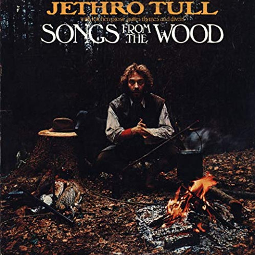 JETHRO TULL - SONGS FROM THE WOOD LP