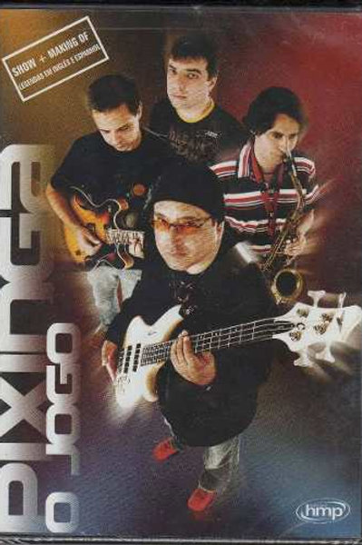 PIXINGA - O JOGO DVD