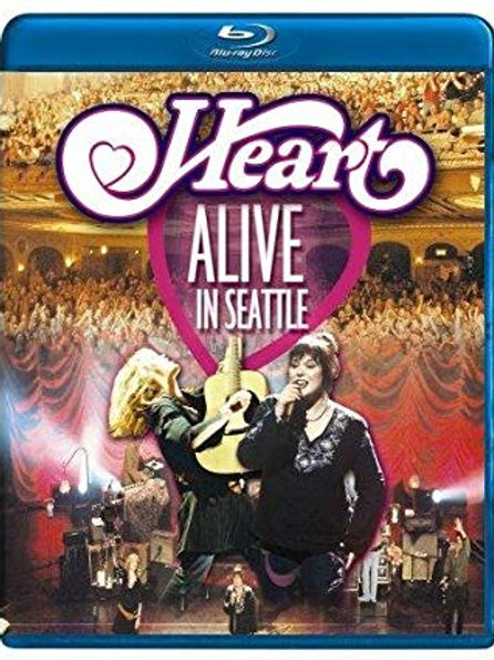 HEART - ALIVE IN SEATLE