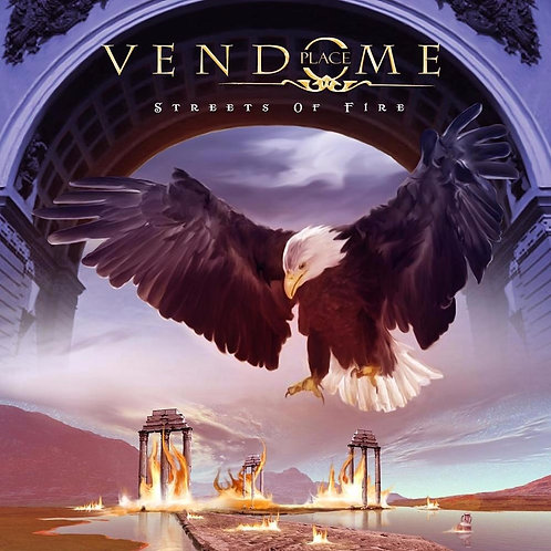 PLACE VENDOME - STREETS OF FIRE CD