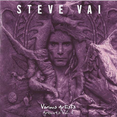 STEVE VAI - VARIOUS ARTISTS ARCHIVES VOL.1 CD