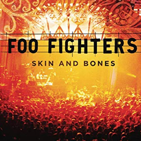 FOO FIGHTERS - SKIN AND BONES CD