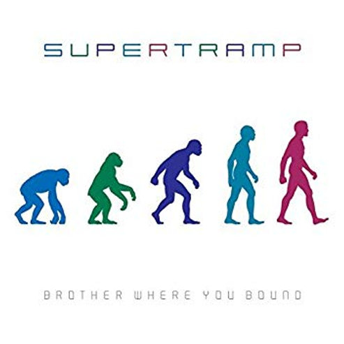 SUPERTAMP - BROTHER WHERE YOU BOUND LP